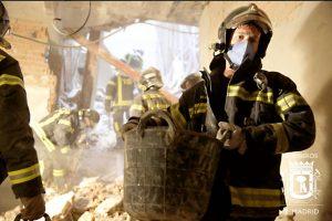 CGT exige a Inspección de Trabajo y a la Fiscalía una investigación que depure responsabilidades por la muerte de dos obreros en el derrumbe de Chamberí