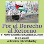 ¡Corre por Palestina! Carrera Solidaria en Madrid por el 70 aniversario de la Nakba