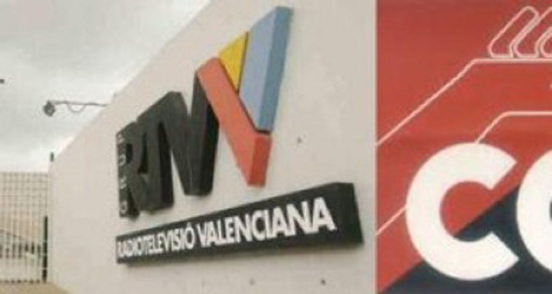 CGT lanza un vídeo para recordar el expolio de Radio Televisión Valenciana (RTVV) ante el comienzo de las emisiones de À Punt