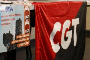 CGT denuncia la situación de la plantilla subcontratada de BBVA en OP Plus