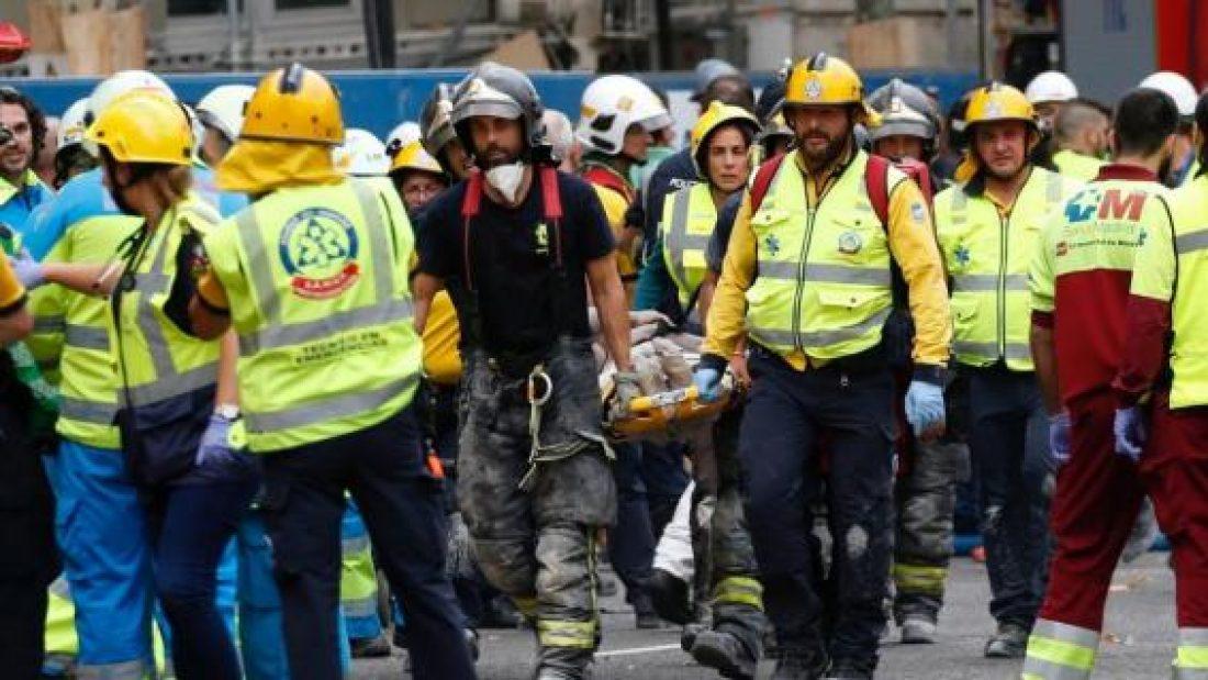 Derrumbe en el Hotel Ritz de Madrid: un nuevo caso de siniestralidad laboral