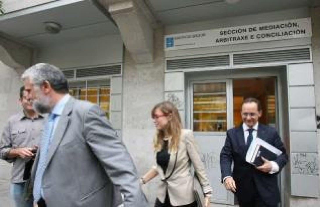 Los tribunales declaran ilegal la privatización del servicio público de mediación laboral de Castilla y León