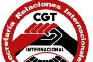 CGT apoya la Huelga General del 26 de octubre en Italia