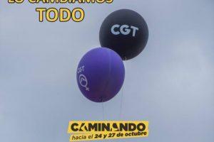 CGT presenta el ciclo de movilizaciones contra la crisis-estafa