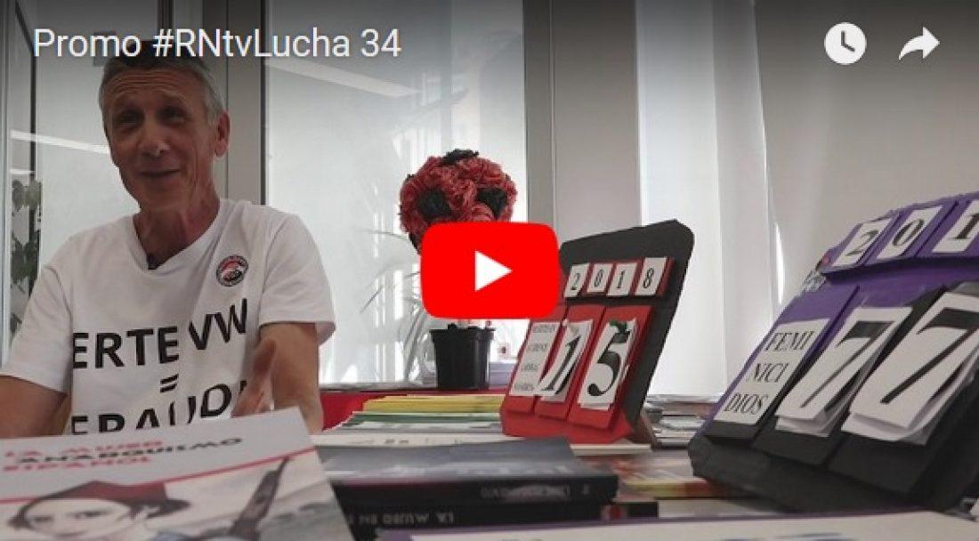 Promo #RNtvLucha 34