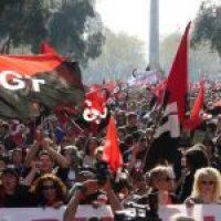 CGT participará en las próximas movilizaciones convocadas por el espacio de luchas 'Caminando'
