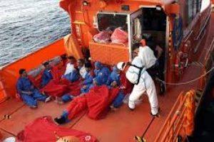La muerte se ceba con las personas migrantes