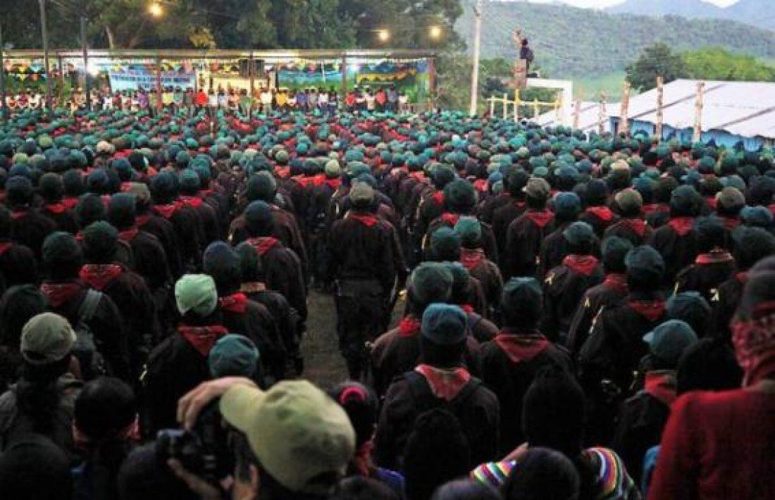 Comunicado sobre el 25 aniversario del EZLN