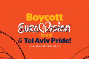 Nos sumamos a la campaña internacional contra la celebración de Eurovisión en Tel Aviv