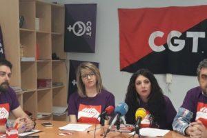 CGT Andalucía presenta denuncia contra los dos últimos consejeros de empleo de la junta de Andalucía, José Sánchez Maldonado y Javier Carnero Sierra