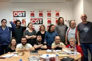 Encuentro europeo de la Coordinadora Rojinegra