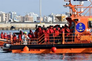 CGT defiende la encomiable labor de salvar vidas en el mar