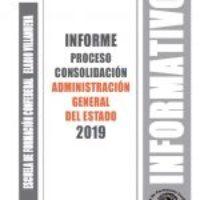 Boletín 159: Informe Proceso de Consolidación Administración General del Estado