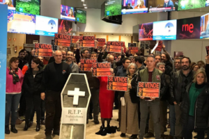 Gran huelga contra la precarización del empleo y las externalizaciones en RTVE Madrid