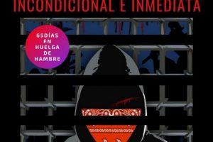 Basta de represión a la huelga de hambre de los compañeros presos en Chiapas