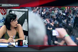 RNtvLP 09. Represión