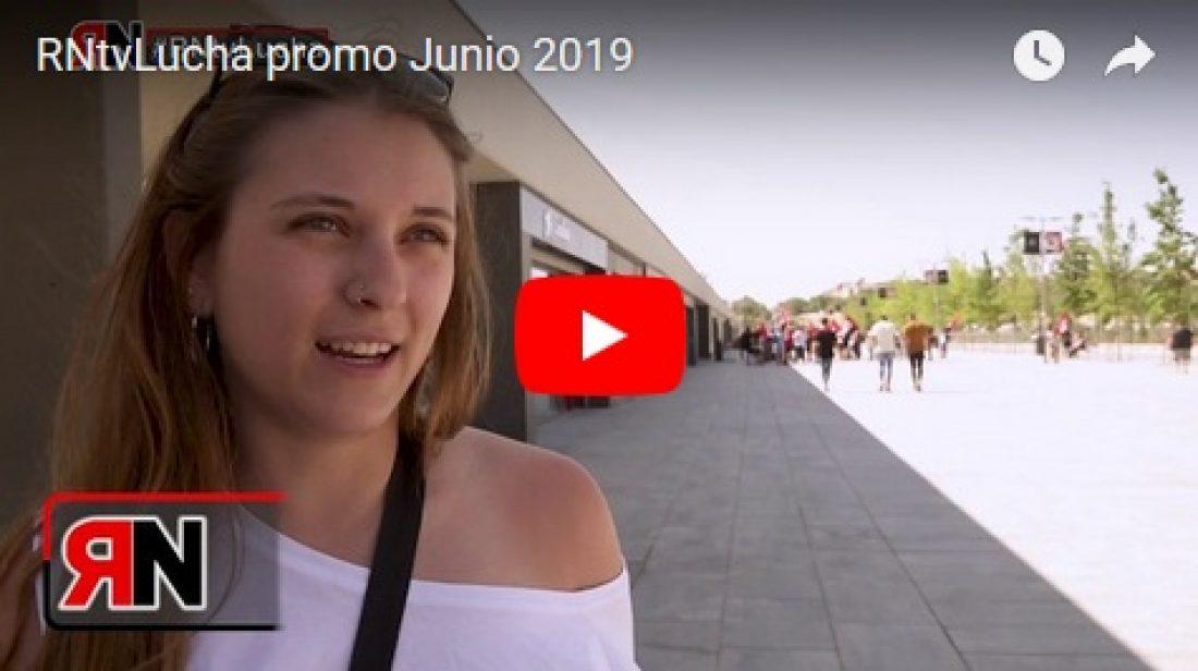 Promo #RNtvLucha 42