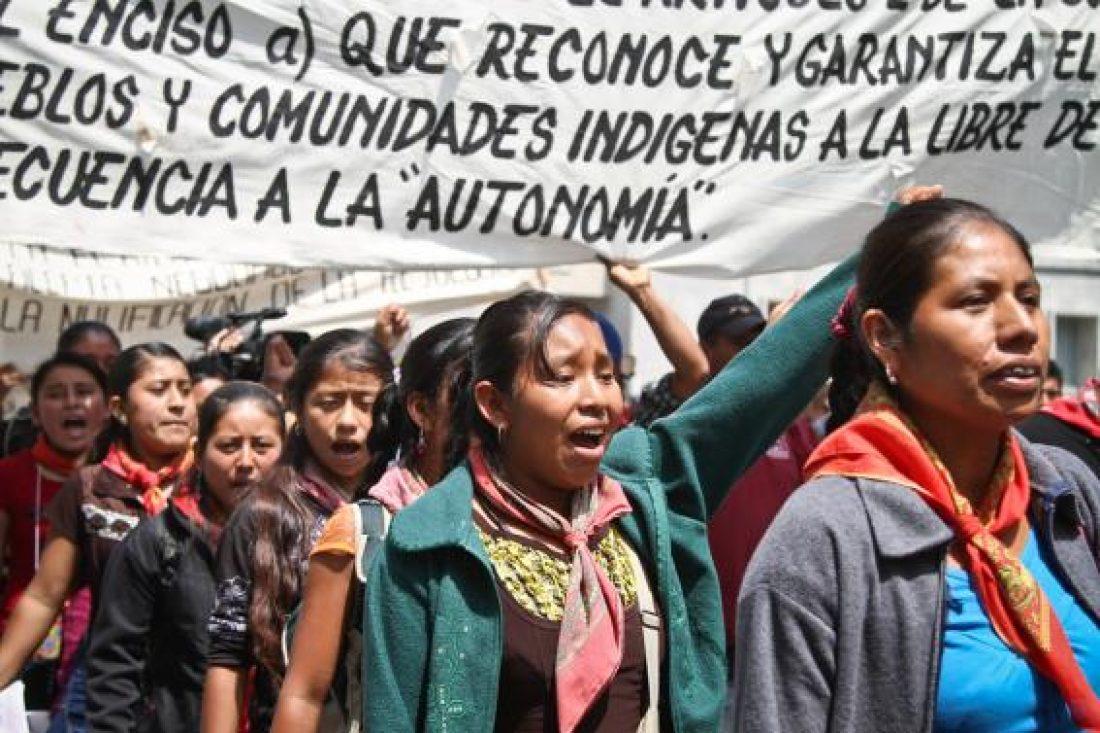 Campaña de denuncia y solidaridad urgente con los pueblos y las comunidades indígenas en resistencia en México