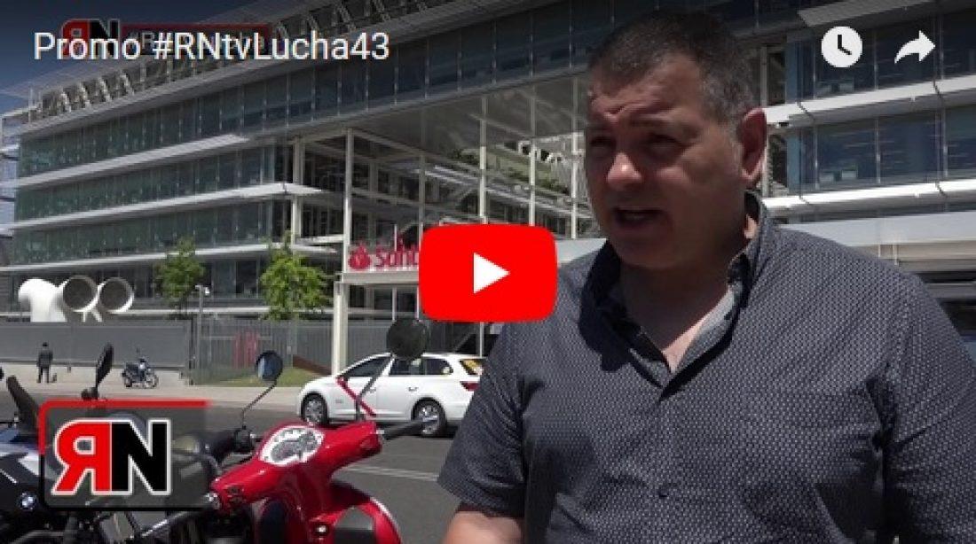 Promo #RNtvLucha43