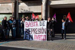 Iveco España, condenada por vulnerar el derecho a la huelga de sus trabajadores el pasado 8M