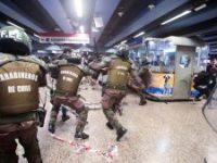 Chile ¡Del boleto de metro a la revuelta popular!