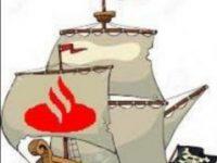 €R€ en Banco Santander. Piratas de Boadilla