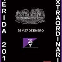 Cartel VII Congreso Extraordinario CGT (Mérida 2019)