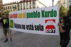 Por una respuesta global contra el fascismo y el silencio internacional hacia el pueblo kurdo