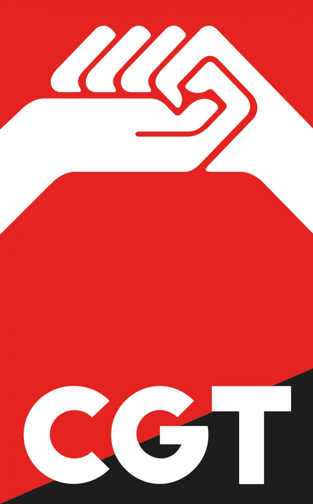 Logo oficial CGT