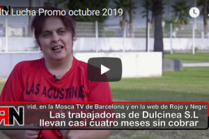 RNtv Lucha Promo Octubre 2019