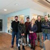 Estrecha colaboración e intercambio entre SAC-Suecia y CGT