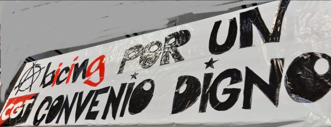 Huelga indefinida en el Bicing de Barcelona en todos los horarios desde el martes 8 de octubre