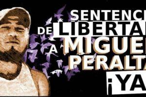 Celebramos la libertad de Miguel Peralta – Oaxaca (México)