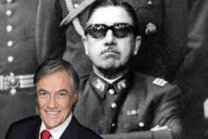 Asesinatos, torturas, disparos a manifestantes, arrestos masivos arbitrarios… ¡Chile de Piñera, 30 años después de Pinochet! ¡Con el apoyo de los estados inglés, español y francés!