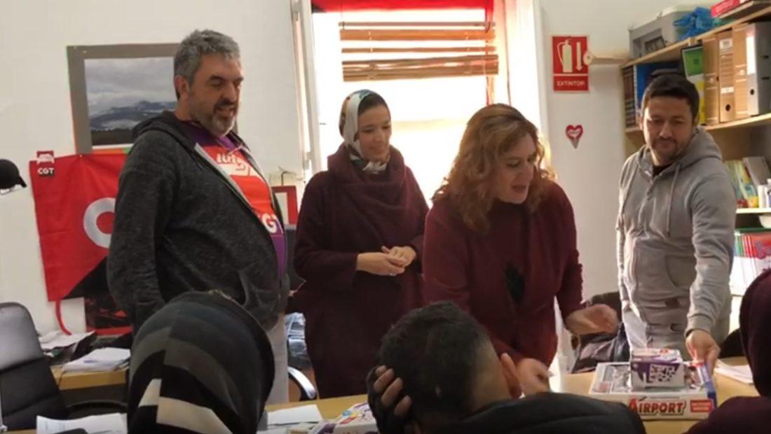 CGT considera urgente expandir la acción sindical y social a las ciudades autónomas de Ceuta y Melilla