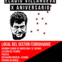 Homenaje a Eladio Villanueva en el X Aniversario de su fallecimiento
