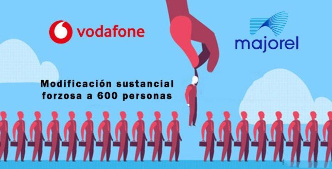 CGT denuncia que Vodafone y Majorel quieren partir la vida a más de 600 trabajadoras en Zaragoza