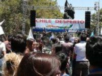 Chile: nueva huelga general a partir del lunes 25 de noviembre
