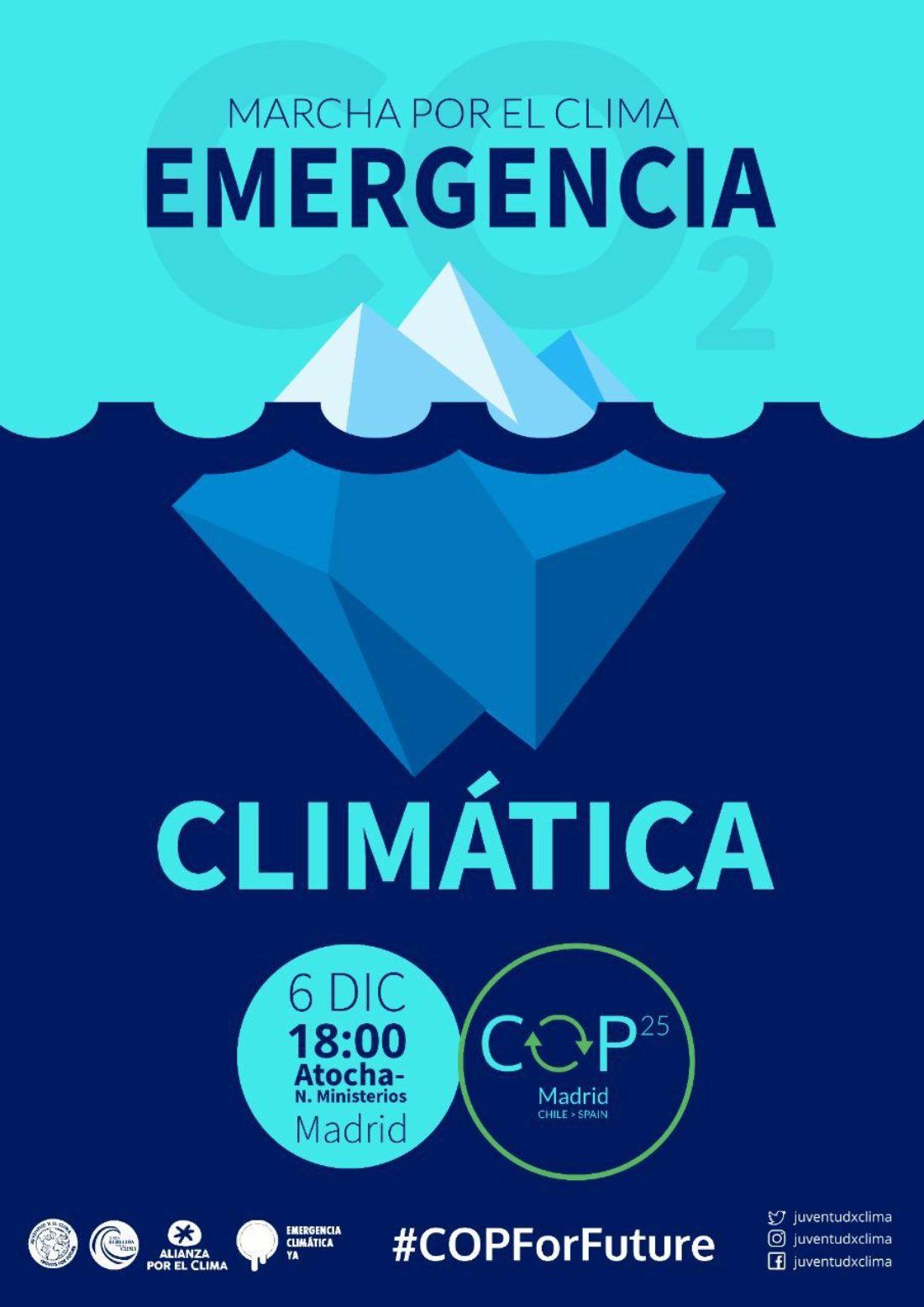 Contracumbre por el Clima en Madrid