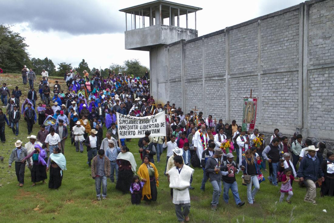 Denuncia por la falta de asistencia sanitaria en la prisión Cerss 5 de Chiapas, México.