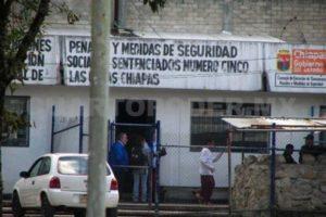 Basta de robos y represión a los presos en lucha en el CERSS 5 (Chiapas, México)