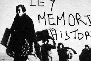 CGT pide una reforma real de la Ley de Memoria Histórica