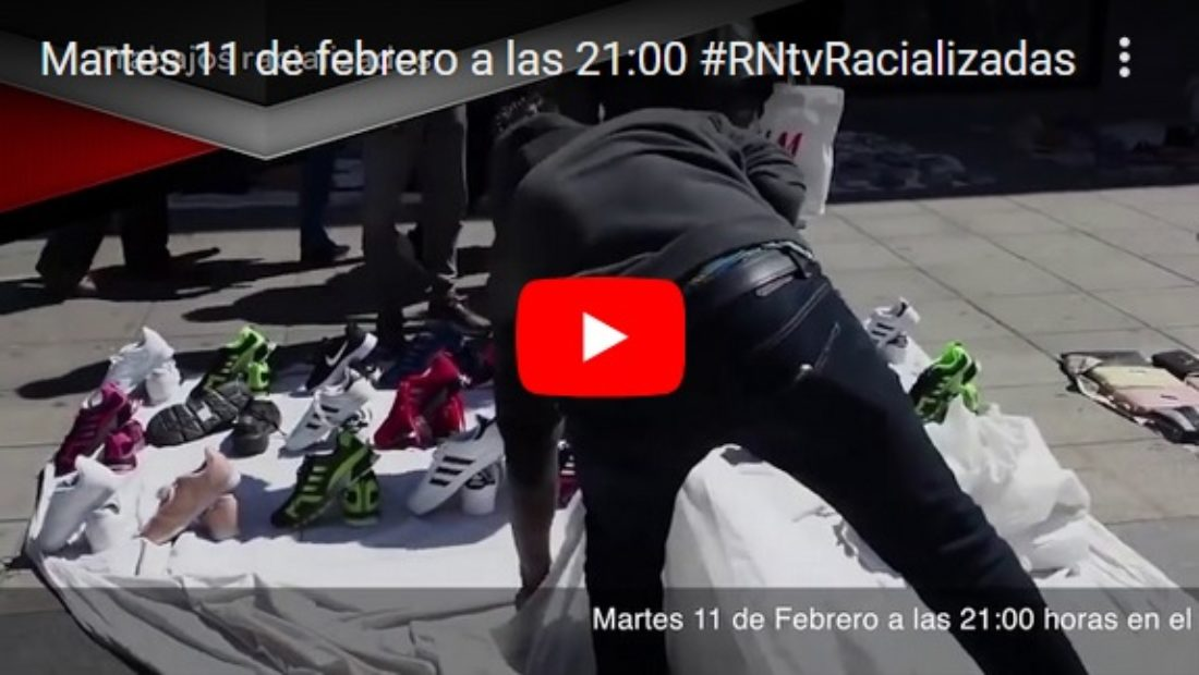 Martes 11 de febrero a las 21:00 #RNtvRacializadas