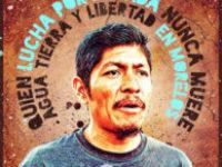 Ni perdón ni olvido, justicia para Samir Flores contra el proyecto integral de Morelos