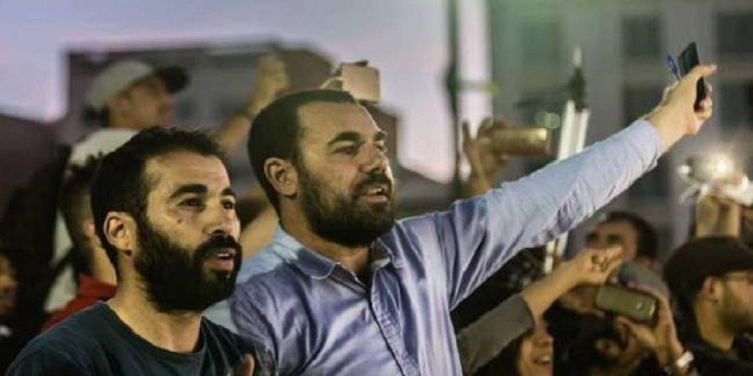 Solidaridad con Nasser Zafzafi, Nabil Ahmajik  y el movimiento popular rifeño, Al Hirak