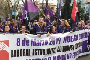 El TSJM tumba los servicios mínimos del Gobierno de la Comunidad de Madrid en el SUMMA 112 durante la jornada de Huelga General del 8 de marzo de 2019