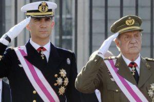 Felipe de Borbón: No queremos que renuncies a tus herencias,  queremos tu abdicación