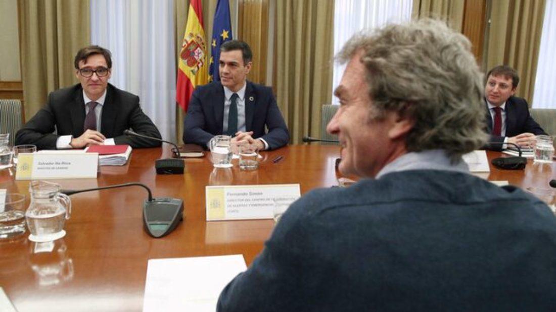"""CGT presenta un plan urgente de medidas al Gobierno encaminadas a mitigar el sufrimiento de las personas ante la crisis del """"coronavirus"""""""