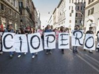 Italia: ¡Apoyemos a los huelguistas!