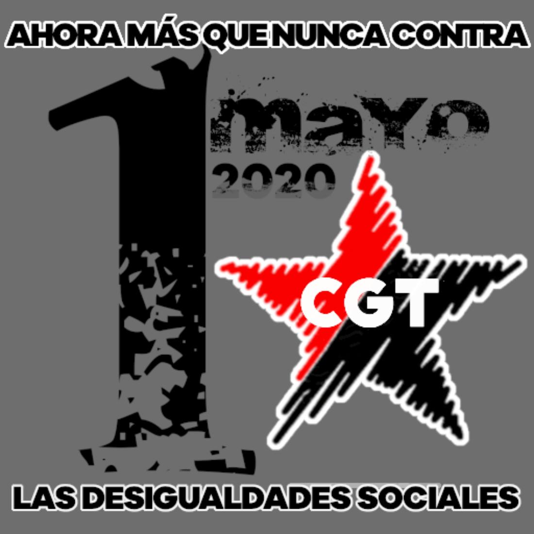 1º de Mayo contra las Desigualdades Sociales